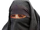 Sticker other sofiane rap voile musulman cache