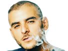 Sticker other sofiane fume fumer rap toka ish ish deter