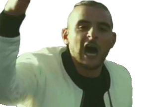 Sticker other sofiane fianso toka ish ish rappeur arabe algerien