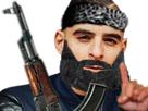Sticker other sofiane daesh terroriste kalash rap