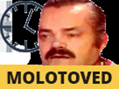Sticker risitas molotov molotoved lag retard delay pls figma