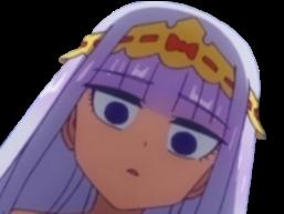 Sticker kikoojap maou jou de oyasumi princesse syalis choc mepris