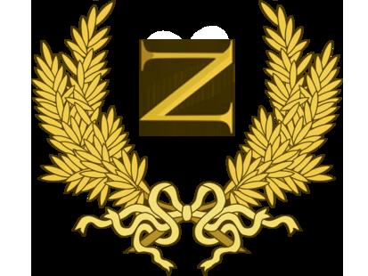 Sticker other zemmour napoleon logo figma