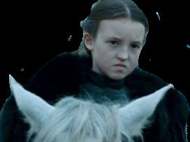 Sticker other lyanna mormont got game of thrones