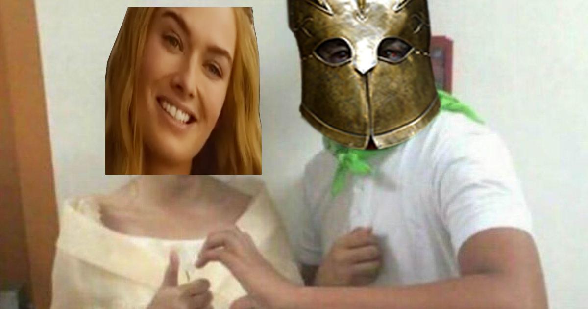 Sticker other cersei montagne friendzoned got game of thrones