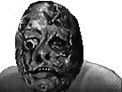 Sticker issou monstre risitas creepy