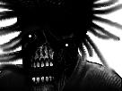 Sticker risitas monstre creepy horreur