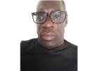 Sticker other quarteron boxe lunette autiste bigleux