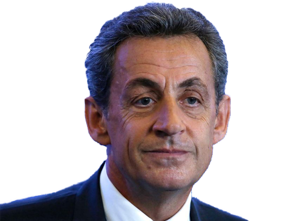 Sticker politic nicolas sarkozy lr pov con ump president 2007 2012 hap