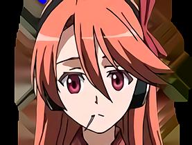 Sticker akame ga kill red eyes sword manga anime kikoojap kj kikoo jap chelsea neutre