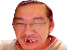 Sticker risitas pervers japonnais vieux pedo
