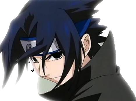 Sticker kikoojap sasuke tres d4rk