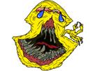 Sticker jvc stickers jpp eco monstre omg