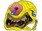 Sticker jvc stickers jpp eco omg monstre