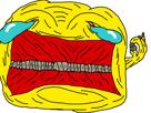 Sticker jvc stickers jpp eco omfg monstre difforme