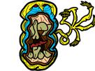 Sticker jvc stickers jpp monstre omfg mdr