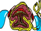 Sticker jvc stickers jpp chicots omfg monstre
