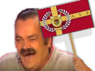 Sticker risitas drapeau avenoel