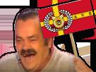 Sticker risitas avenoel drapeau v2