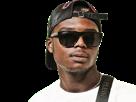 Sticker other rap ninho lacrim qlf noir lunette casquette cool freestyle hip hop pnl album