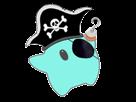 Sticker luma etoile pirate hack other