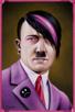 Sticker politic furher hitler reich drogue psychopathe gay pride juif