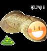 Sticker risitas oups petitpain petit pain 410