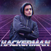 Sticker jvc mrrobot hack hackerman