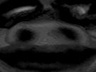 Sticker creepy omg bizarre demon aya jvc