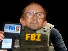 Sticker other plafon fbi pedo