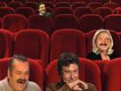 Sticker risitas cinema popcorn feed cinoche cine cinema pop corn salle reunion meeting concert