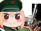 Sticker kikoojap umaru communiste jenseth