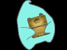 Sticker other luma jouer 3ds n3ds zelda majora mask play console etoile cfw