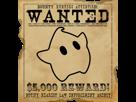 Sticker other luma wanted recherche recompense dead or alive dollar far west sheriff hors la loi outlaw etoile cfw