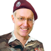 Sticker politic lesquen militaire reemigration