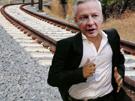 Sticker jvc bruno le maire finance train pump dump crypto