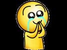 Sticker jvc saumon cimer chef pleure cute
