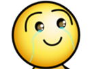 Sticker risitas triste zoom pleur cry sad hap