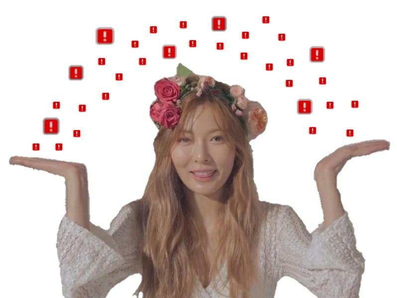 Sticker kikoojap kim hyuna kpop peace karma ddb rapporter signal gouv