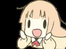 Sticker kikoojap miyano wow jenseth
