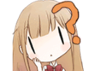 Sticker kikoojap miyano what question jenseth