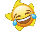 Sticker other luma emoji cancer mdr xd lol xptdr jpp roflmao etoile cfw content rire