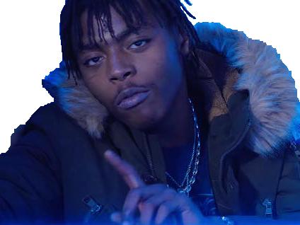 Sticker other koba la d qlf otf rap rappeur fr