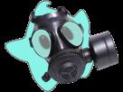 Sticker other luma masque gaz gas mask mommy etoile cfw
