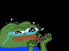 Sticker other peepo apustaja sad cry jenseth