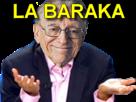 Sticker other larry baraka chance argent kommandant