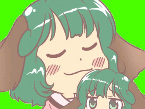 Sticker kikoojap kj touhou kyouko ohayou chien viol baise suce
