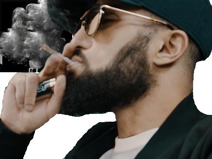Sticker risitas niro rap rappeur fr
