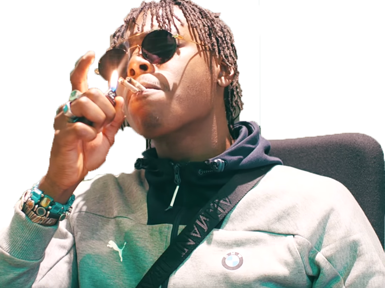 Sticker other koba la d rap rappeur fr