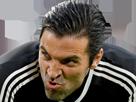 Sticker 02 other gianluigi buffon italie football juventus de turin legende gardien de but capitaine champion du monde psg paris owen_07